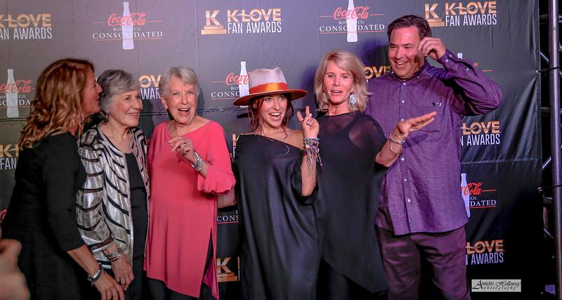 K-Love Fan Awards 6-2-19 by Annette Holloway