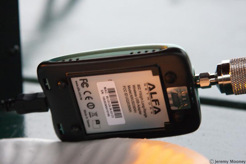WiFi transceiver