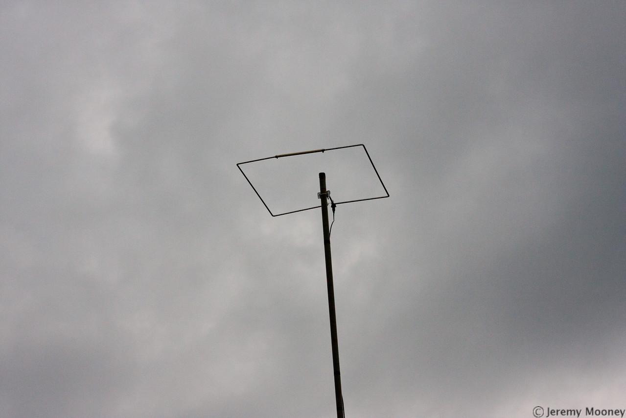 CW station antenna