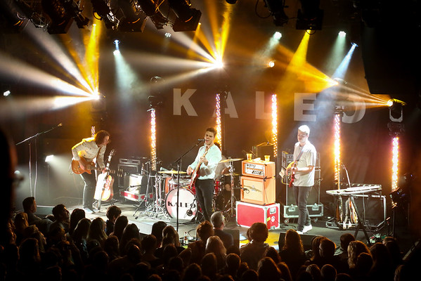 KALEO at the Independent