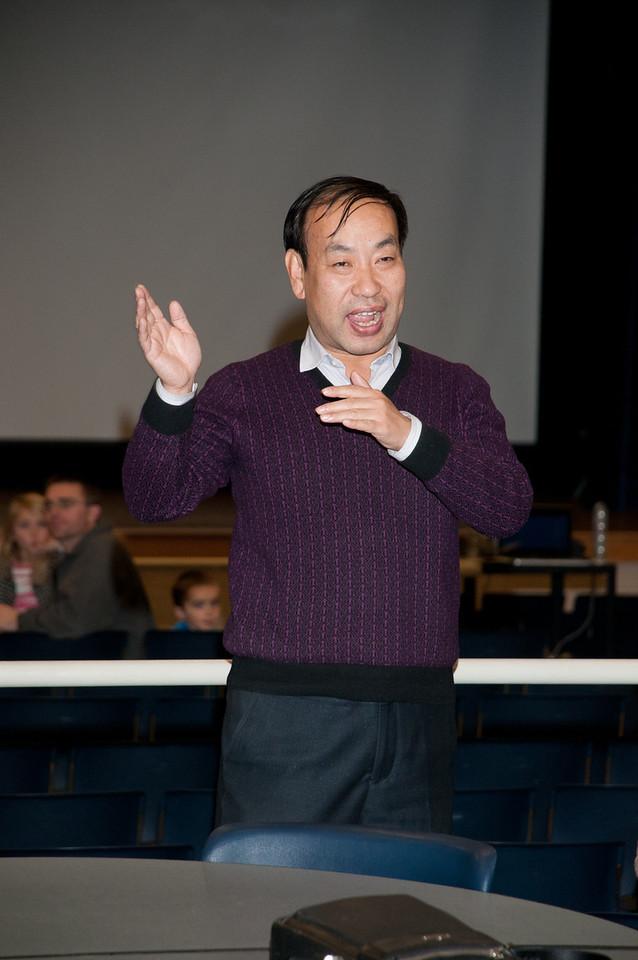 Principal Wang