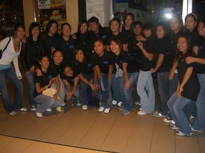 KDFling Fall 2006 (Upsilon Pledge Class)