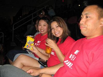 Yaeo-Lan(P), Lynne(P) & Lynne's boyfriend Cliff