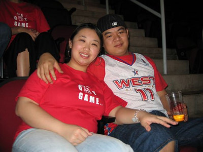 Yaeo-Lan(P) & her boyfriend