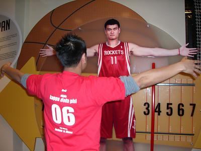 Ryan & Yao-Ming