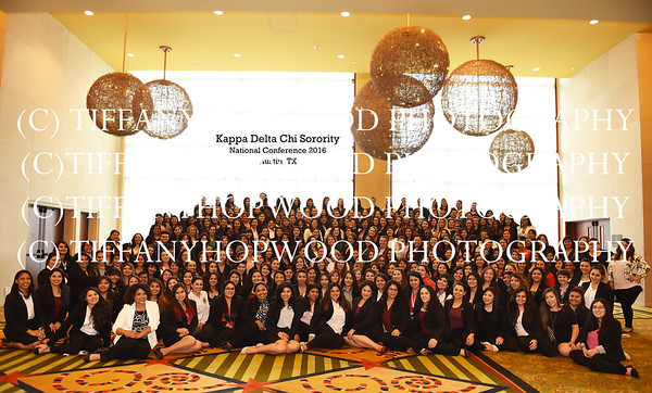 KDX Conference Group 2016
