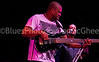 Carlton Armstrong & trumpet player<br /> Ana Popovic band