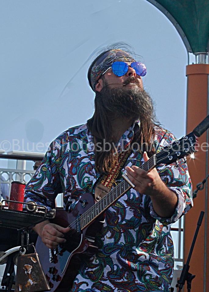 Chris Mule -  Honey Island Swamp Band
