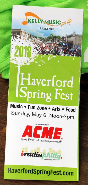 HAVERFORD SPRING FEST -   ALL IMAGES