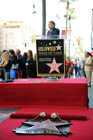 "LOS ANGELES, CA - Kenny ""BabyFace"" Edmonds receives the 2508th Star On The Hollywood Walk Of Fame at 6270 Hollywood Blvd next to the W Hollywood Hotel on Thursday, October 10, 2013 at 1130 A.M. (Photo by Valerie Goodloe"