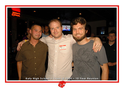 Katy High School • Class of 2000 • 10 Year Reunion