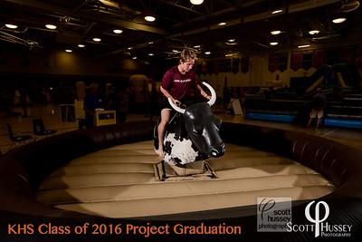 KHS Class of 2016 Project Graduation
