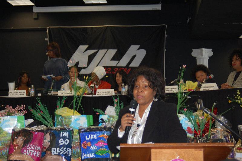 KJLH Womens Health Forum<br /> DSC_0044 Photo by Isidra Person-Lynn Photo by Isidra Person-Lynn