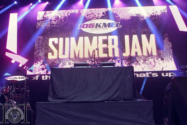 KMEL SummerJam DJs