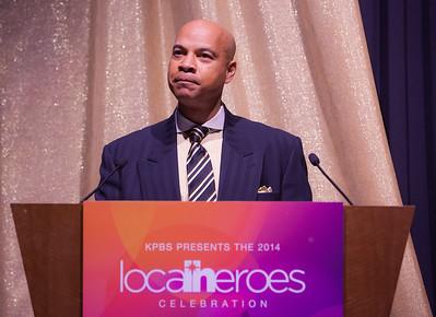 KPBS Local Heroes 2014