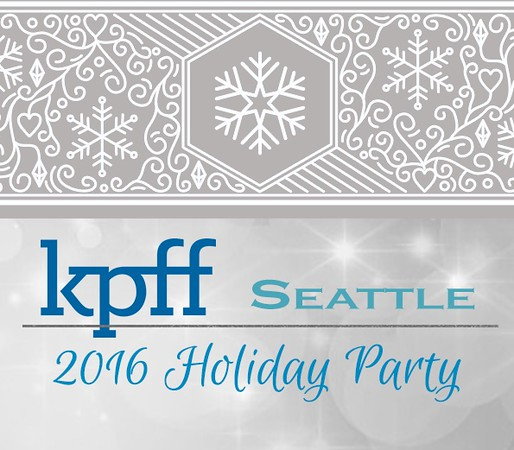 KPFF Holiday Party 2016