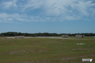 Where it began The location of the launch pad that Alan Shepard launched from