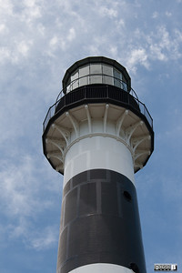 The Cape Canaveral Lighthouse http://canaverallight.org This light house has been moved from the encroaching seas and is now maintained by the Air Force. Yes, I thought it would be the Navy but the Air Force is the caretaker.