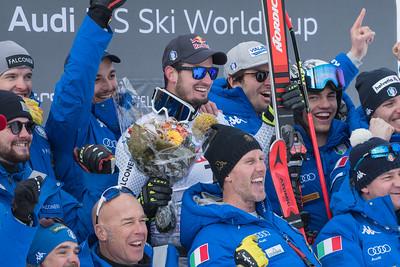 AUDI FIS SKI WORLD CUP 2018/19 DOWNHILL Kvitfjell (NOR)  02/03/2019 ----- Foto: Jonny Isaksen