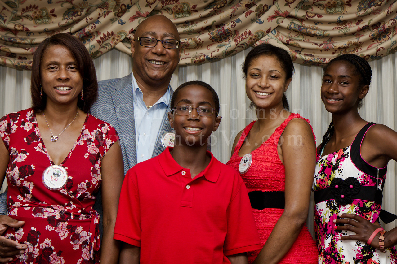 KWH Family Reunion Photography - Fort Eustis Officers Club - Fort Eustis, Virginia