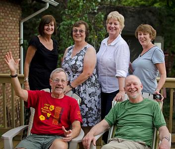 Kagnew Reunion July 2011 Ann Arbor