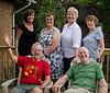 Barbara, Jon, Anala, Linda, John, Susan Ann Arbor 23 July 2011