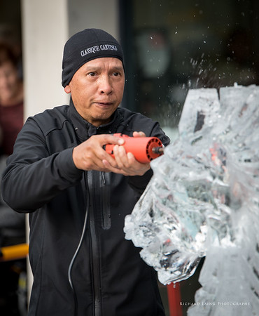 2016-7-23 | Ice Sculpture
