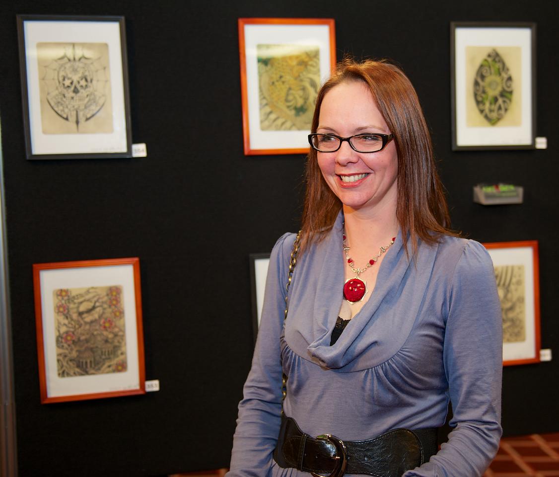 Belinda Gregg<br /> KaiapoiArtExpo_2012-07-20_19-03-35__DSC3368_©RichardLaing(2012)