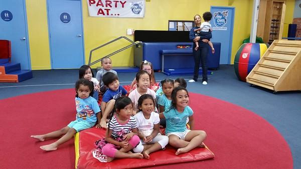 Kaia's 4th Birthday Party