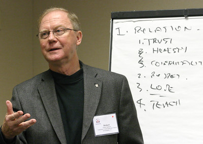Robert Baldwin of Birmingham, Ala., lists and shares the characteristics one must bring to prison in a serious effort to minister to death row inmates.  (Page 17, November 25, 2010 issue)