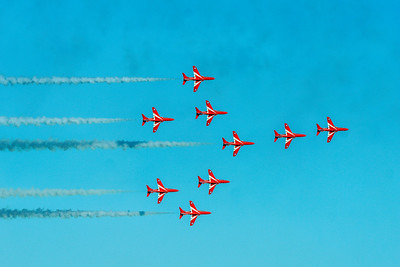 Red Arrows (10)