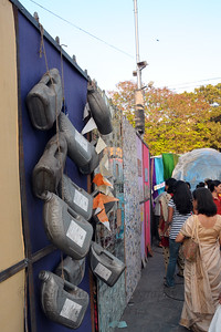 Save Water was one of the key themes this year at the Kala Ghoda Arts Festival held for nine days annually in February at Kala Ghoda, Mumbai. This year it was held from 7th February to 15th February 2009.