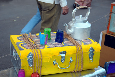 """Made in 'Chai'na"" was quite innovative. The Kala Ghoda Arts Festival held for nine days annually in February at Kala Ghoda, Mumbai. This year it was held from 7th February to 15th February 2009."