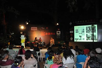 Literature & Arts at the Kala Ghoda Arts Festival 2008 held annually in February at Kala Ghoda, Mumbai, MH, India.