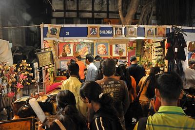Shloka at Kala Ghoda Arts Festival 2008 held annually in February at Kala Ghoda, Mumbai, MH, India.