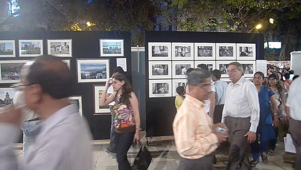 Short video clip of activities at the Kala Ghoda Arts Festival in South Mumbai (Bombay, Maharashtra, India. Short video clip of activities at the Kala Ghoda Festival in South Mumbai (Bombay, Maharashtra, India.