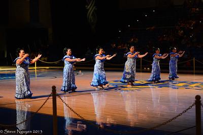 Kaliloa O Kaleo Onalani - Tahiti Fete 2013 at SJSU