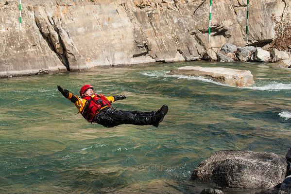 Parks Canada Rescue Training