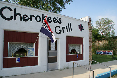Cherokee's Grill - home of generous servings