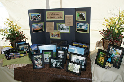 Photo display of Cowley County sites