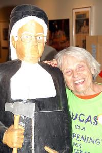 Eileen Robertson, Humboldt, KE #1450, 2006 LuWonderer Award winner