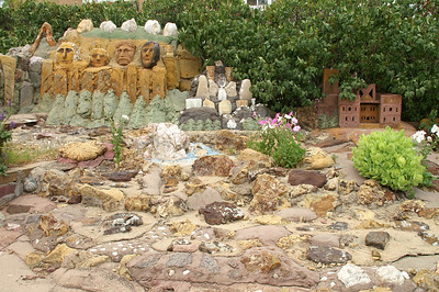 Florence Deeble Rock Garden