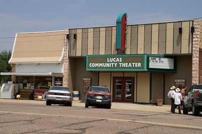 Lucas Community Theater
