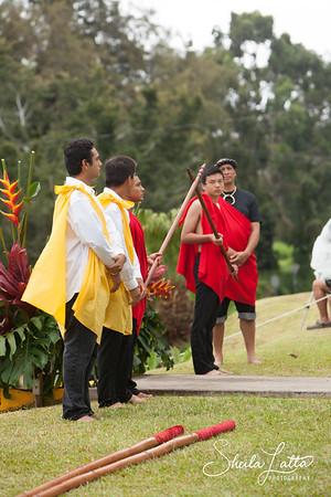 Kapa'au King Kamehameha Parade 2014