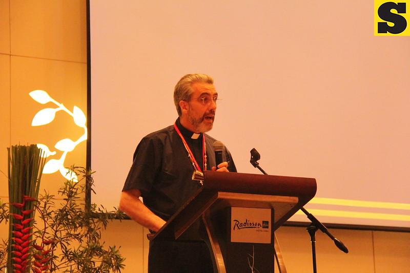 Fr. Luis Marin de San Martin, OSA