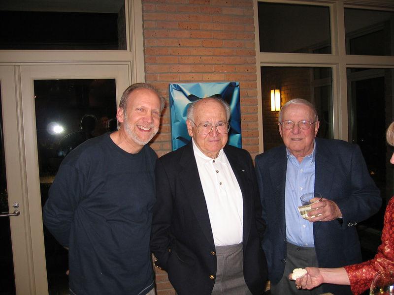 Garr Marks, Charles Kaplan, Lou Marks