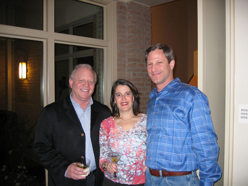 Joe Kaplan, Nanette & Barry Putterman