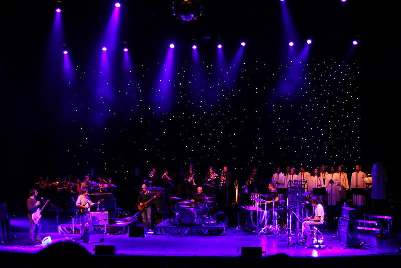 Spiritualized perform 'Ladies & Gentlemen We are Floating in Space', Royal Festival Hall
