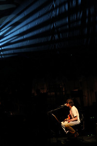 Spiritualized perform 'Ladies & Gentlemen We are Floating in Space', Royal Festival Hall - Jason Pierce