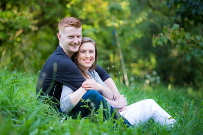Karen & Greg - Engagement